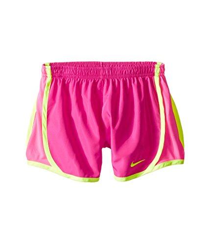 Nike Mädchen Tempo Shorts (6X kleine Zicklein, kräftigem Pink/Volt) -