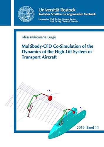 Multibody-CFD Co-Simulation of the Dynamics of the High-Lift System of Transport Aircraft