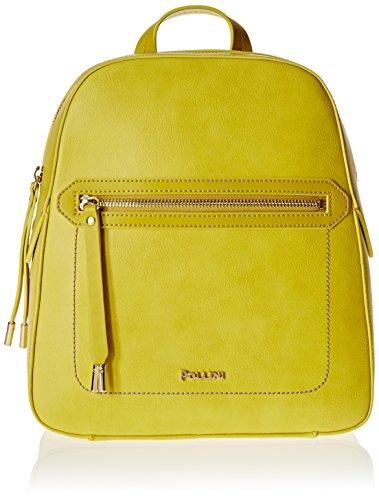Preisvergleich Produktbild Pollini Damen Sc4520 Rucksack,  Gelb (Giallo 40A),  32x30x14 cm