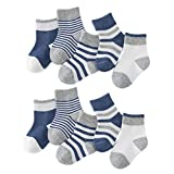 Best 3 Year Old Girl - Yeahibaby 5 Pairs Baby Socks Unisex Boys Girls Review