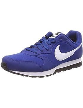 NIKE MD Runner 2 (GS), Zapatillas de Running para Niños