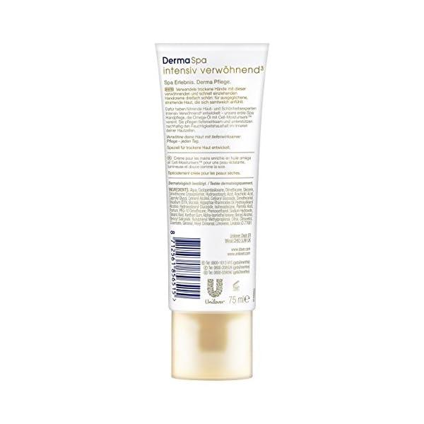 Dove Intensivo Crema DermaSpa Verwöhnend³ Mano, 3-pack (3 x 75 ml)