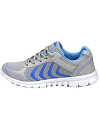 Transer® Womens Casual Breathble Mesh Athletic Sneakers Sport Flats Shoes