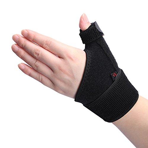daumenbandage daumenschiene bandage daumen daumenorthese links rechts daumen schiene bandage daumensattelgelenk daumenschiene rechts links, geeignet für die rechte und linke Hand, geeignet für Frauen bandage daumen