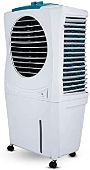 Symphony Ice Cube 27 Personal Room Air Cooler 27-litres with Powerful Fan, 3-Side Honeycomb Pads, Multistage A