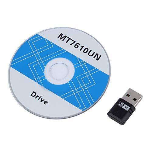 ForceShtrength USB 5 GHz Wireless AC600M Dual-Band 802.11ac WiFi Adapter Wi-Fi-Netzwerk
