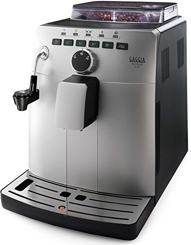 Gaggia Naviglio - coffee makers (freestanding, Espresso machine, Coffee beans, Espresso, Coffee, Silver, Acrylonitrile butadiene styrene (ABS))