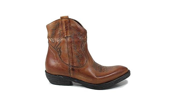 Personal Shoepper Stivaletti Texani Camperos Bassi Donna