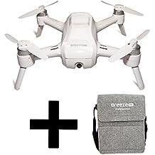 Yuneec Breeze kompakter Quadrocopter mit Premium 4K-UHD-Kamera + Tasche