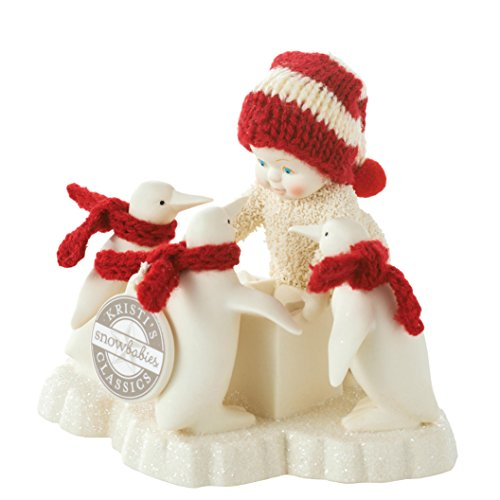 Snowbabies Classics of the Kristi Useful Friends Decorative Figure
