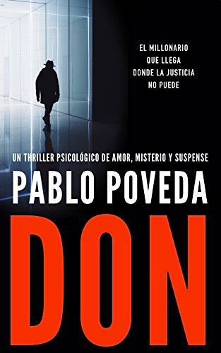 Don: Un thriller psicológico de amor, misterio y suspense (Suspenso romántico nº 1)