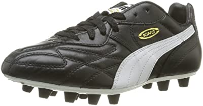 Puma King Top Di Fg - Botas de fútbol de piel para hombre