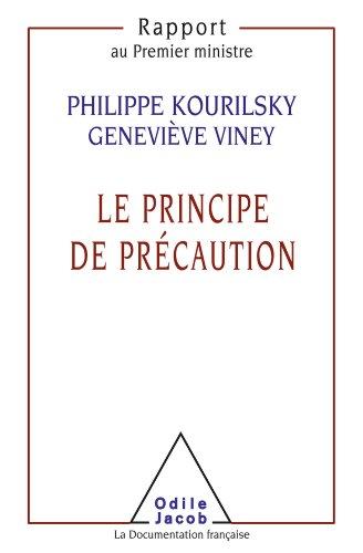 Principe de précaution (Le) (La Documentation française) par Philippe Kourilsky