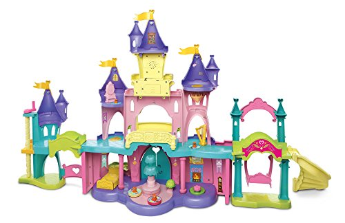 Image of VTech Baby Toot-Toot Friends Enchanted Princess Palace Playset - Multi-Coloured
