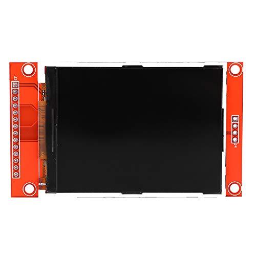 Keenso 2,8 Zoll 3,3-V-5,5-V-SPI-Anzeigemodul SPI-TFT-LCD-Anzeigemodul für serielle Schnittstelle mit Leiterplatte ILI9341 240 x 320 - 320-schnittstelle