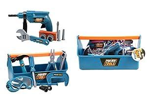 Toi-Toys-22Piezas en Estuche Herramientas y établis, 38020