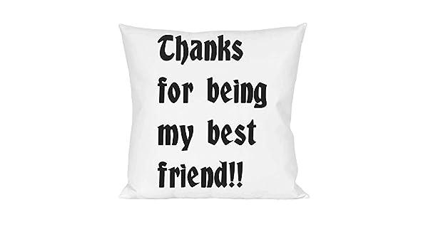 my best friend pillow amazon
