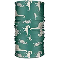 Herren Novelcustom The Cute Elephant Migration Microfiber Headwear Multifunctional Bandana Facemask Seamless Scarf Mufflers by Outdoor Stirnbänder