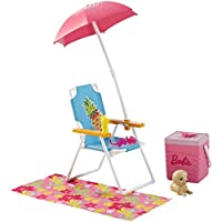 Barbie Kids Picnic And Accessory Set From Debenhams Size