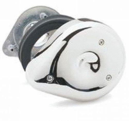 Luftfilter S+S Chrom für Harley Davidson Keihin Bendix Shovelhead Evo (Davidson Für Luftfilter Harley)