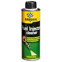 Bardahl 233019 Fuel Injector Cleaner Additivi Pulitore Iniettore Benzina, 300 Ml