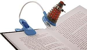 DR99 Dr Who Dalek Clip-On Booklight