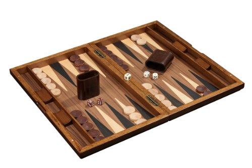 Philos - Backgammon, 2 jugadores (versión en alemán)