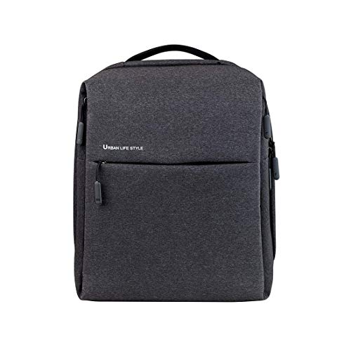 Xiaomi Mi City Backpack Zaino Casual, 39 cm, 3 liters, Grigio (Gris Oscuro)