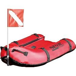 Seac Planche de Chasse Seamate gonflable en PVC pour Chasse sous Marin, Apnée, Activités Aquatiques