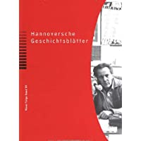 Hannoversche Geschichtsblätter [Jahresabo]