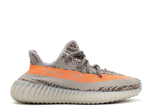 540d75893 Buy Yeezy Boost 350 Grey Running Shoes on Amazon