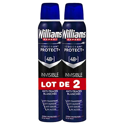Williams Invisible 48H Desodorante Vaporizador - 2