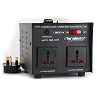 Terminator AC to AC Dual Voltage converter - TACC 1500W