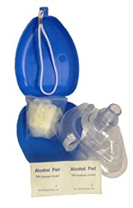 Medprodukt - Masque respiratoire d'urgence de poche CE