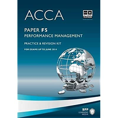 Coty Melville: [(ACCA - P5 Advanced Performance Management ...