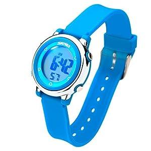 BETTERLINE Kinder und Jugendliche Uhr Digital Digital mit Silikon Armband NY6031