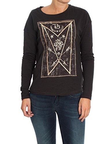 Pepe Jeans -  T-shirt - Donna Nero  nero Medium