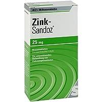Zink Sandoz Brausetabletten 40 stk preisvergleich bei billige-tabletten.eu