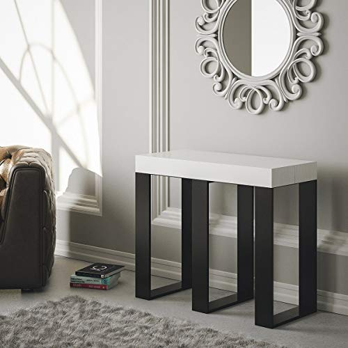 Group diseño Mesa Consola Extensible Made in Italy