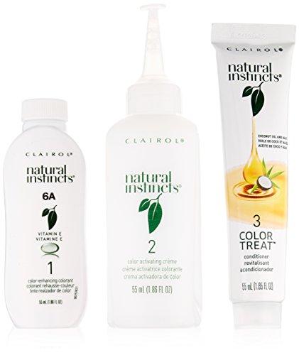 Clairol Colorant capillaire Natural Instincts - Couleur 14 (Châtain clair froid)