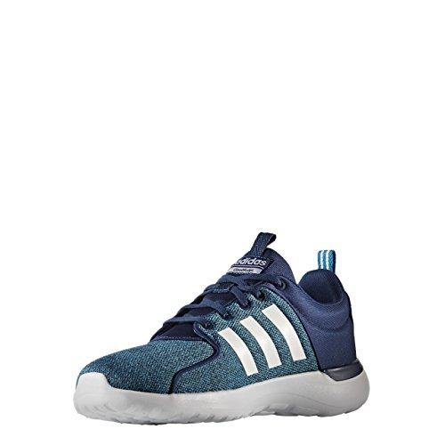 adidas Herren Cloudfoam Lite Racer Turnschuhe Blau (Azusol/ftwbla/azumis)