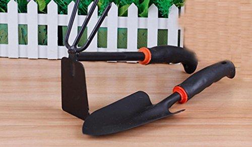 giardino-strumento-impostato-pala-del-giardino-a-rastrellare-vinile