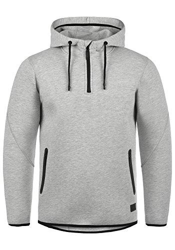 Blend Dooby Herren Kapuzenpullover Hoodie Pullover Mit Kapuze Und Reißverschluss, Größe:XXL, Farbe:Stone Mix (70813) -
