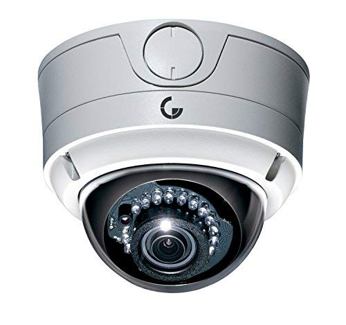 Gen17 - Genie Hdvd201Ir Day/Night Hd-Sdi 2.1Mp Vandal Resistant Ir CCTV Dome Camera 3.3-10Mm Megapixel Ir Dc Ai Vf Lens 1080P