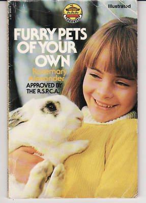 Furry pets of your own