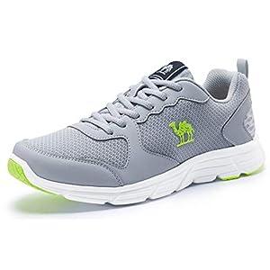 CAMEL Herren Sportschuhe Laufschuhe Sneaker Atmungsaktiv Leichte Traillaufschuhe