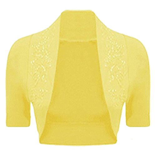 BEAULOOK -  Coprispalle  - Donna Yellow