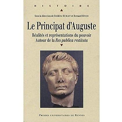 Le Principat d'Auguste : Réalités et représentations du pouvoir, Autour de la Res publica restituta