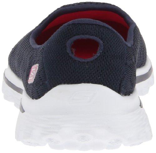 Skechers GO Walk 2Axis Damen Sneakers Blau - Bleu (Nvpk)