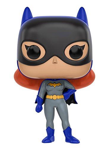 Funko - Figurine DC Comics Batman Animated Series - Batgirl Pop 10 cm - 0889698115728